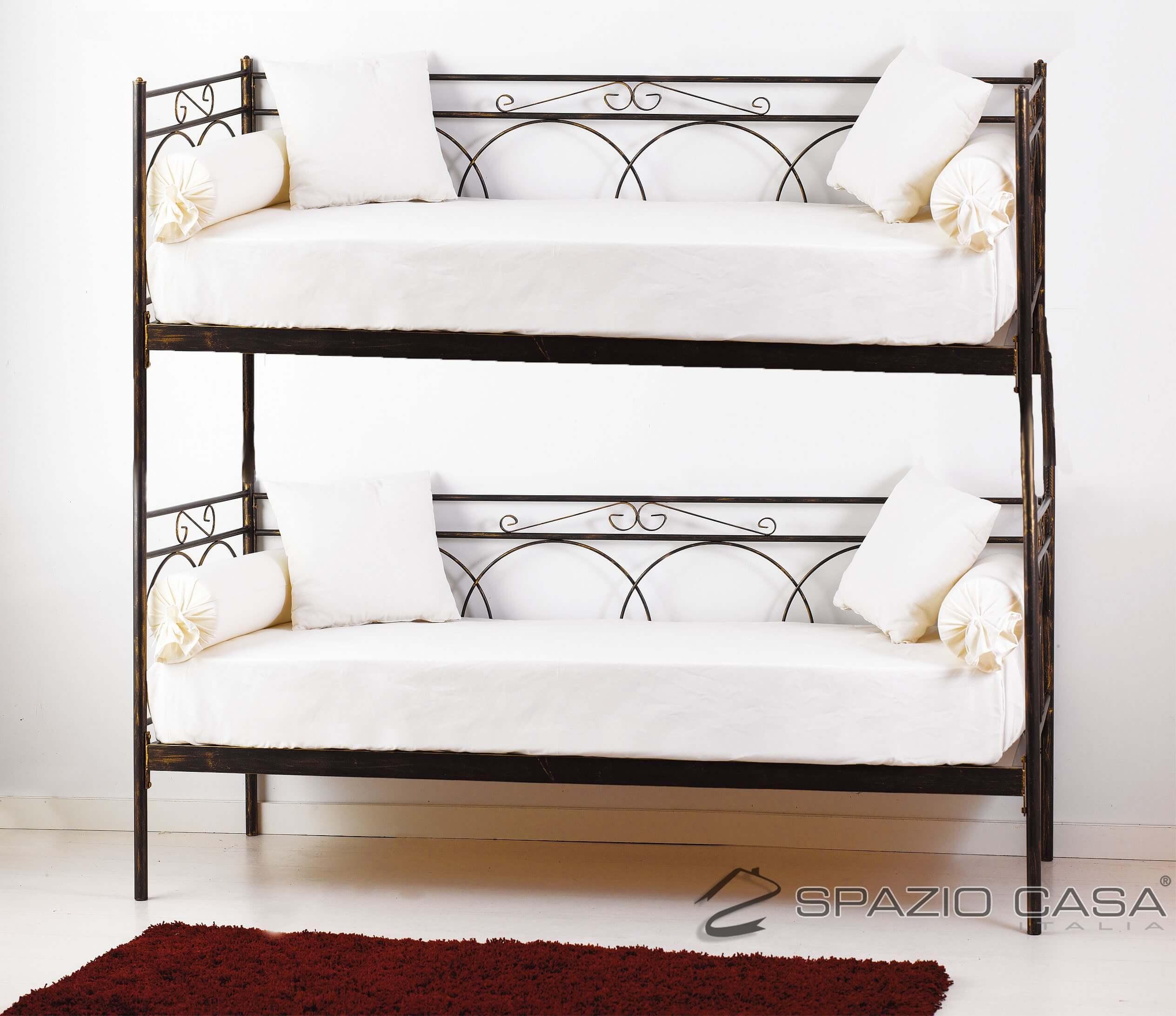 Letto contenitore in ferro battuto mondo convenienza beautiful letto contenitore una piazza e - Struttura letto singolo mondo convenienza ...