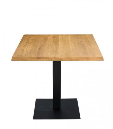 Tavolino bar rovere massiccio