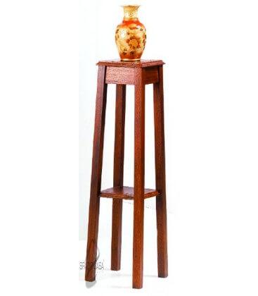 Alzatina in legno
