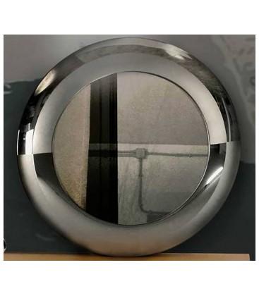 Specchio Tondo da parete Lucido-Satinato