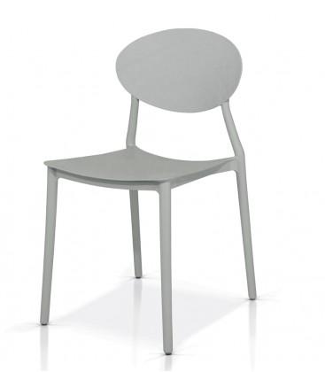 Sedia Moderna in Polipropilene