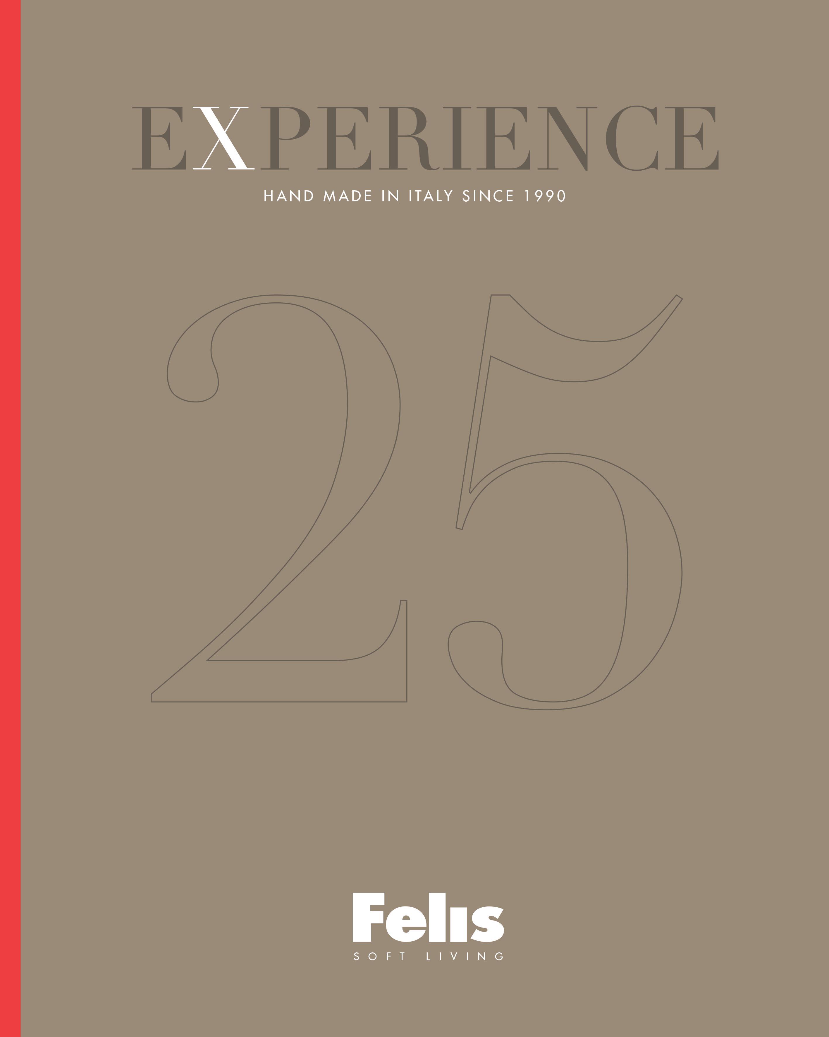 Catalogo - Experience Felis