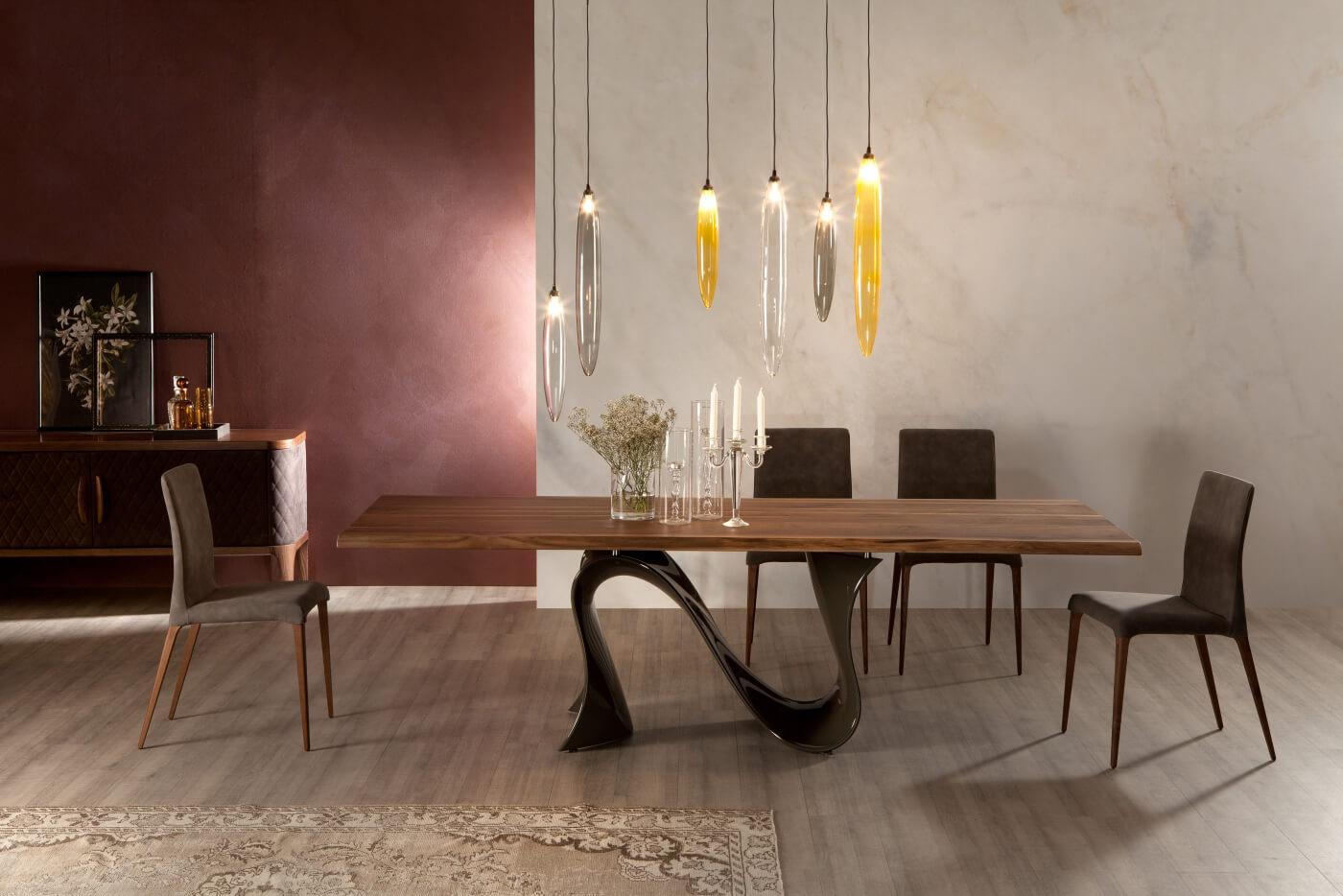Un tocco di stile industrial in chiave contemporanea nel for Arredamento casa stile contemporaneo