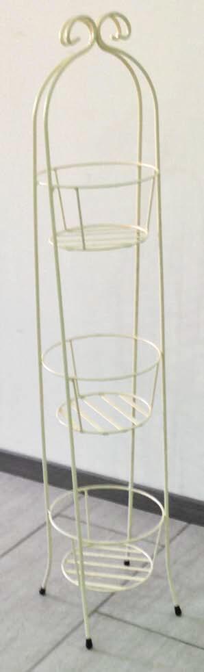 Alzatina porta vasi avorio