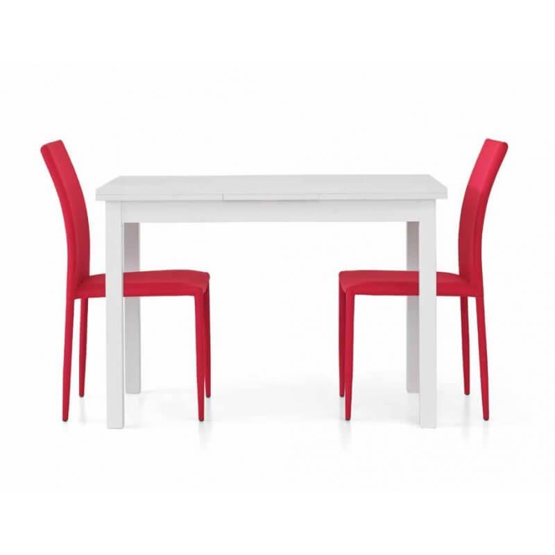 Tavolo rettangolare classico moderno allungabile ebay - Tavolo piccolo allungabile ...