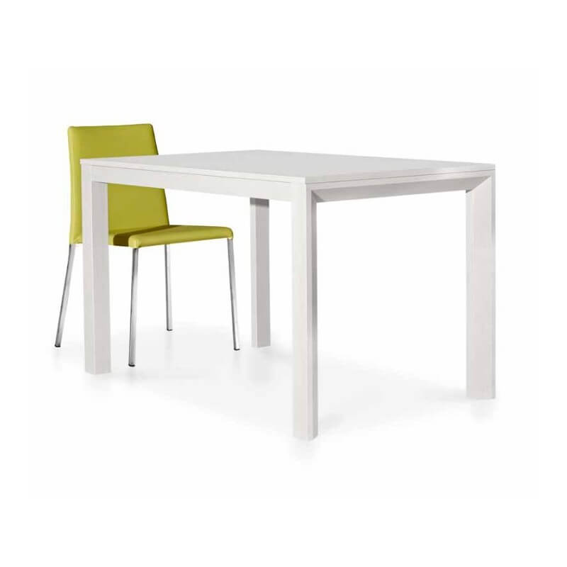 Tavolo bianco frassinato 45 ebay - Tavolo piccolo allungabile ...