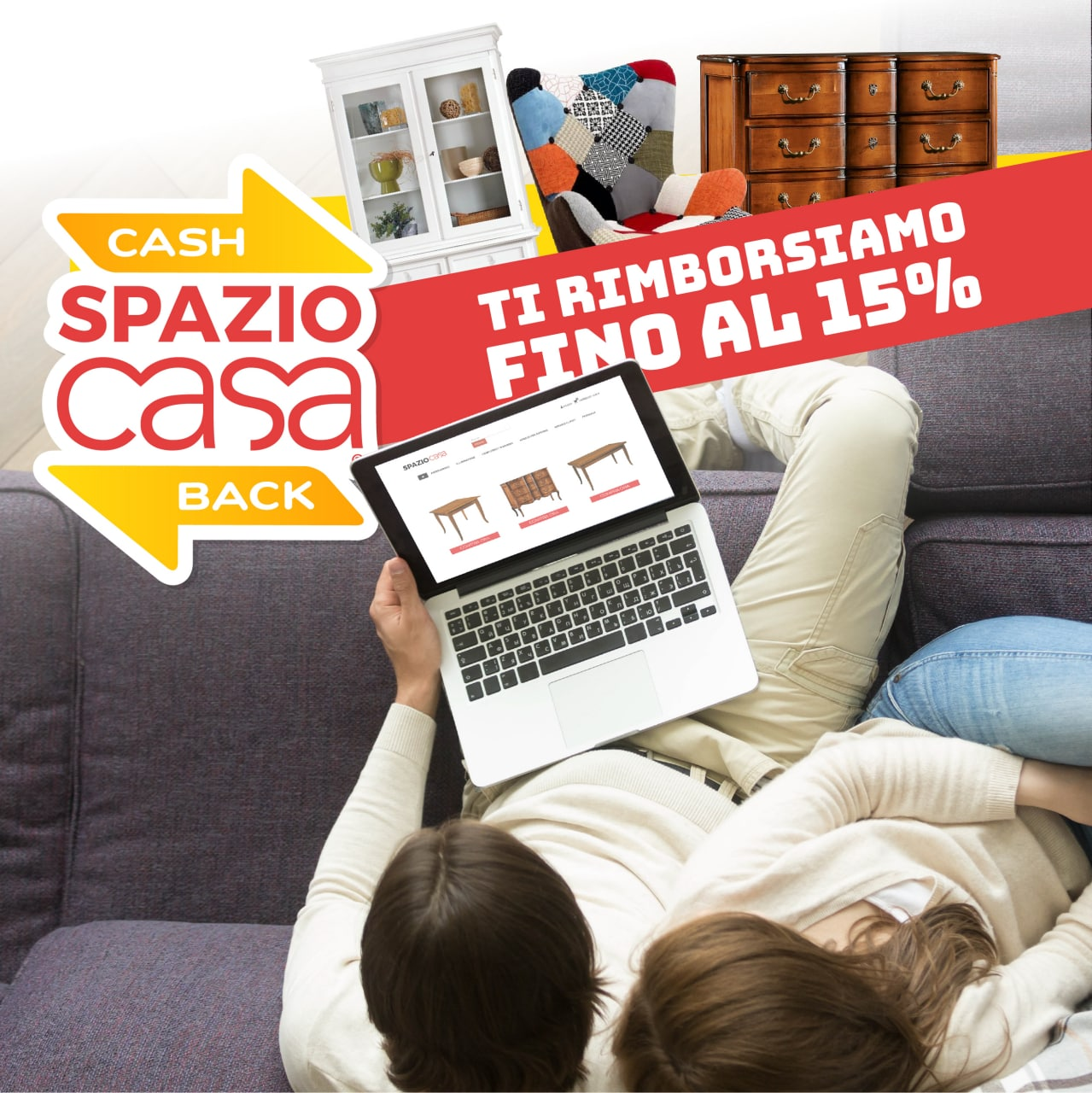 Cashback Spazio Casa