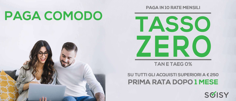 10 rate TASSO ZERO