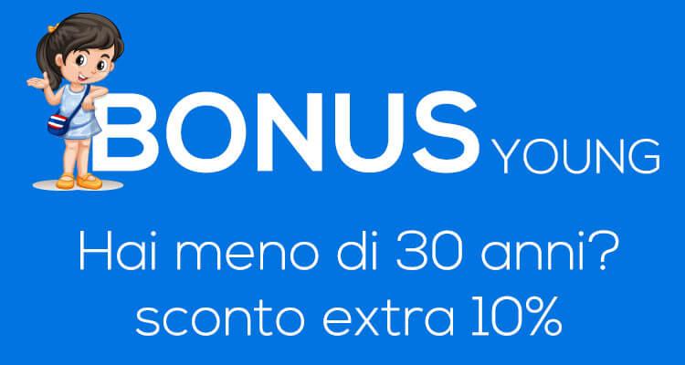 Bonus young - Hai meno di 30 anni?