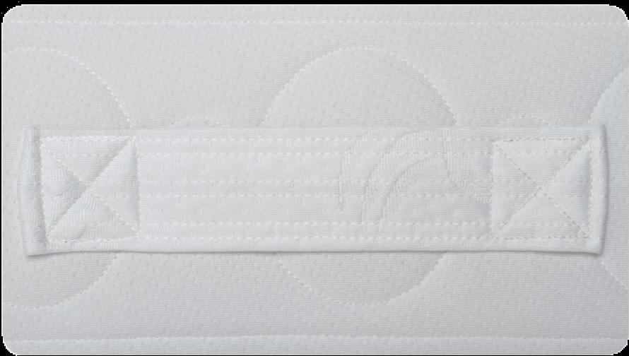 materasso con maniglie