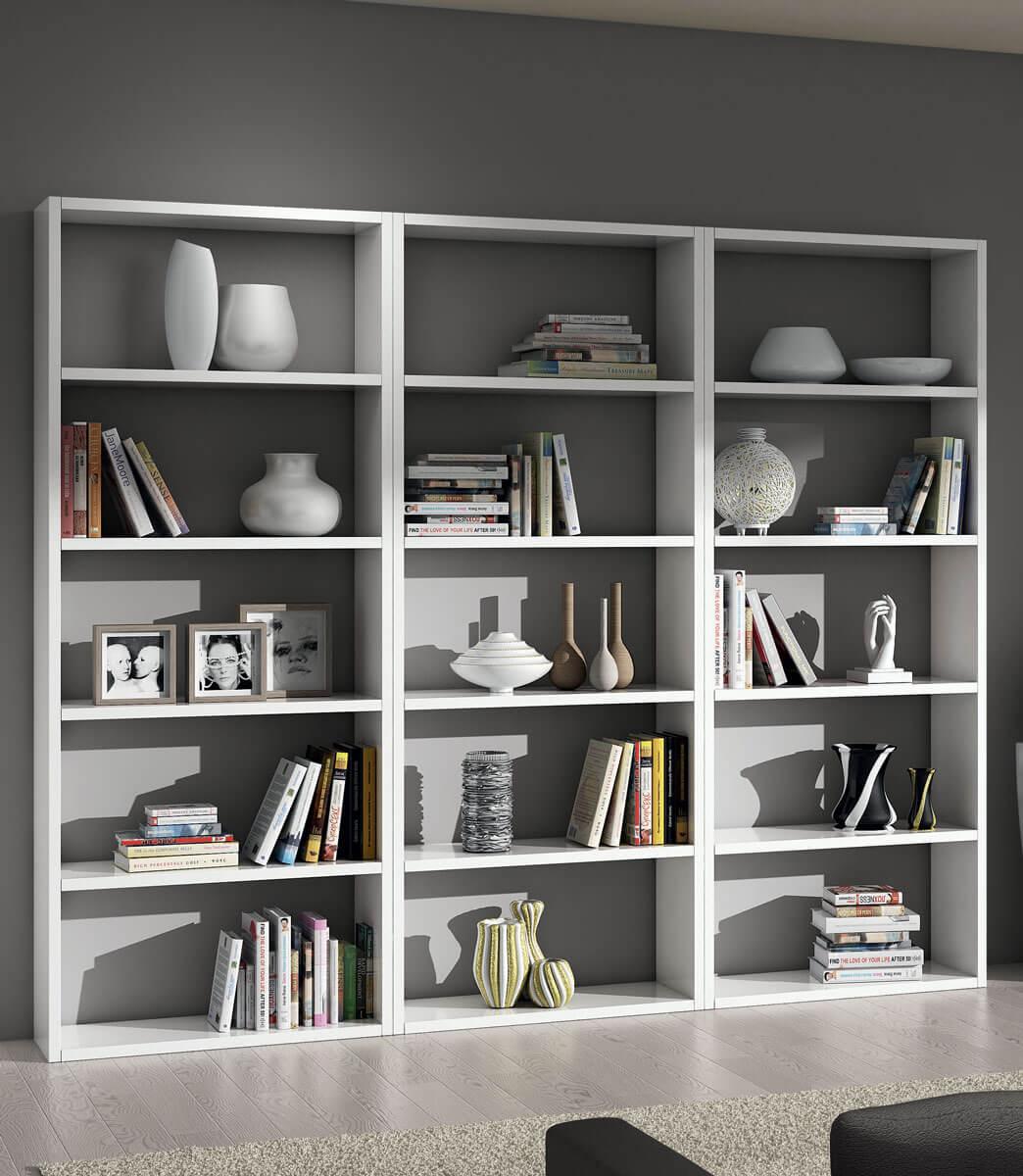 Libreria da parete