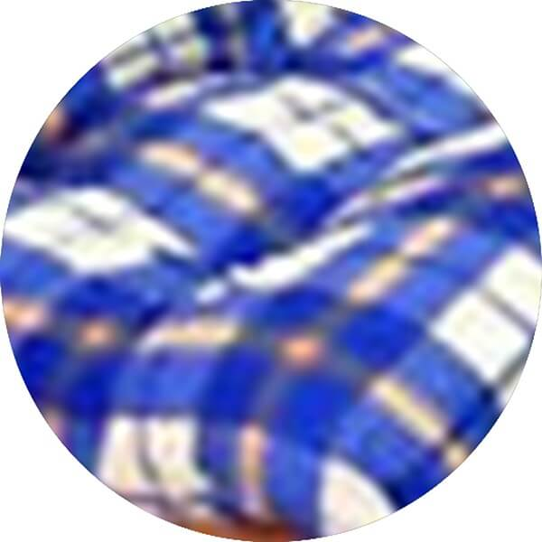 Quadro blu