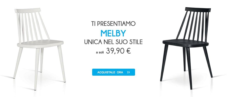 Ti presentiamo Melby