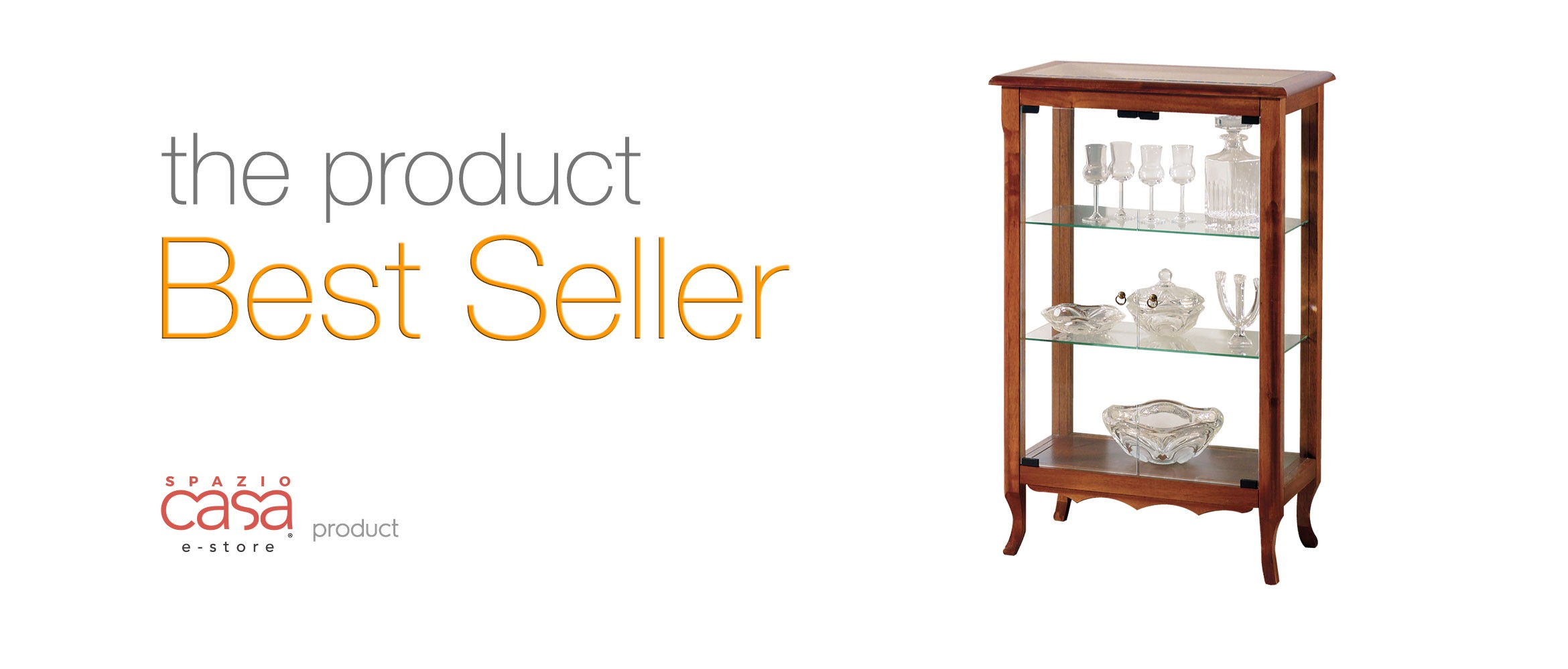 BEST SELLER - Product SPAZIO CASA