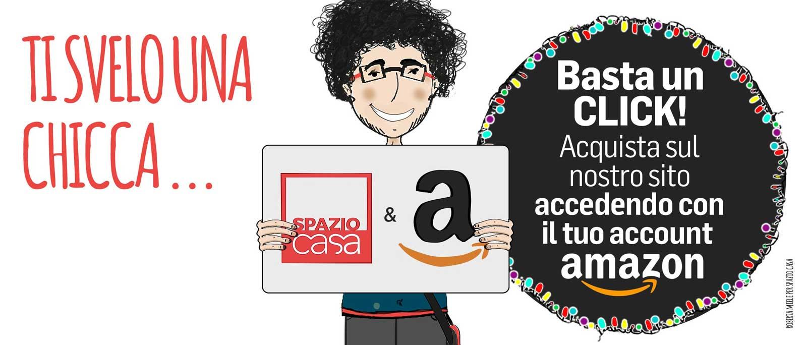 Spazio Casa & Amazon